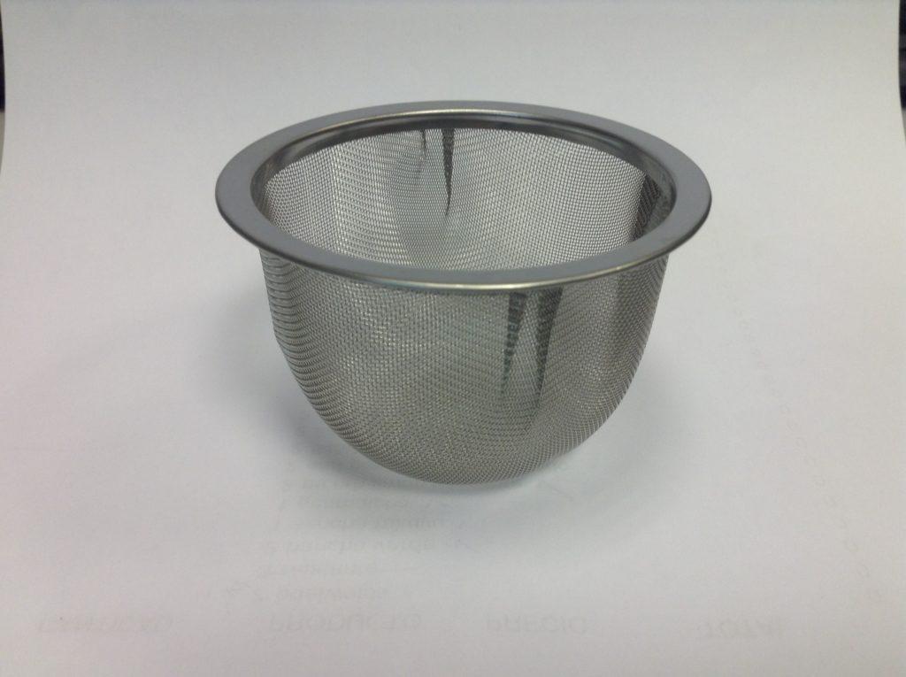 Filtro inoxidable para teteras de hierro fundido Nanbu